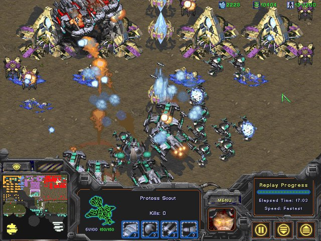 how to play starcraft broodwars online